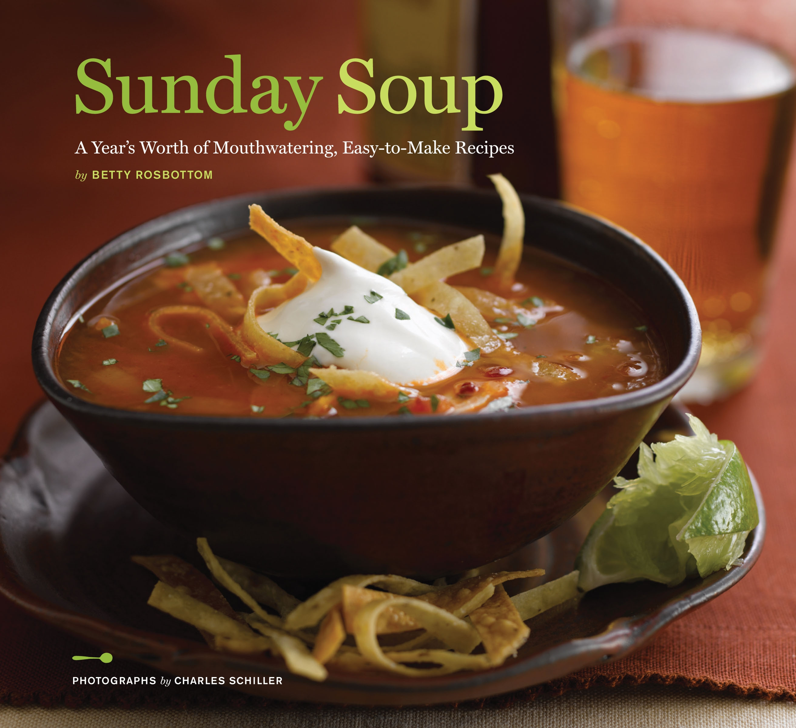 Dishing With Kathy Casey Books For Cooks, Sunday Soups